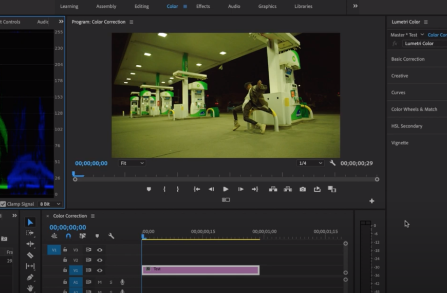 Color Grading: Merging Creative and Technical